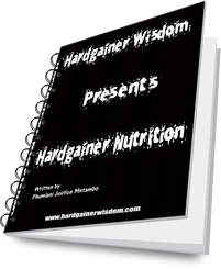 Hardgainer Nutrition eBook